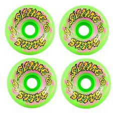 Slime Balls 65mm Goooberz Big Balls Green Skateboard Wheels 97a