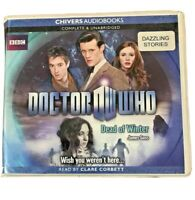 Doctor Who Dead of Winter audiobook by James Goss on 6CDs Clare Corbett reads