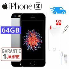 Apple iPhone SE 64GB Spacegrau Smartphone Handy Ohne Simlock - WOW, AKTION!!