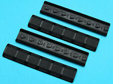 G&P Keymod Soft Rail Cover Type B (Black) GP-COP058B for Airsoft Toys Only
