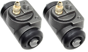 SET OF 2 ACDELCO GM ORIGINAL EQUIPMENT 18E1207 DRUM BRAKE WHEEL CYLINDERS REAR