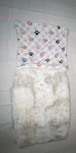 Handmade Unisex Soft Minky XL blanket or XL throw blanket