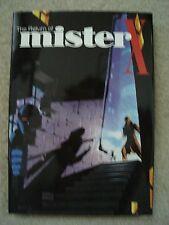 The Return of Mister X #444/1500 S&N HC Graphitti Los Bros Hernandez & Print