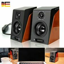 Lautsprecher Speaker Multimedia Boxen Desktop Computer Notebook PC Laptop Musik