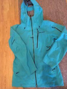 Patagonia Women Small Powslayer Jacket Perfect!