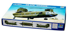 Trumpeter 9361622 CH-47D Chinook 1:72 Transporthubschrauber Modellbausatz