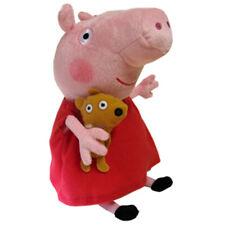 Ty Peppa Pig with Buddy Plush Soft Toy - 96230
