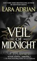 Veil of Midnight (The Midnight Breed, Book 5) by Adrian, Lara