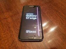 New listing Samsung Galaxy S7 Edge G935F 32 Gb Black Unlocked