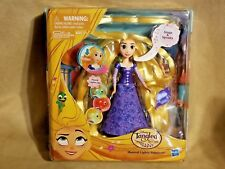 DISNEY TANGLED THE SERIES RAPUNZEL MUSICAL LIGHTS DOLL SINGS & SPEAKS BRAND NEW