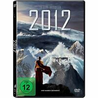 DVD Video 2012 J.Cusack A.Peet C.Ejiofor T.Newton W.Harrelson R.Emerich Action