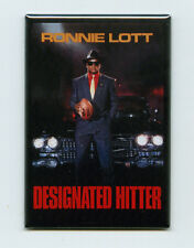 RONNIE LOTT - COSTACOS BROTHERS POSTER FRIDGE MAGNET (rare 49ers vintage jersey)