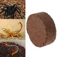 Reptile Coconut Fiber Substrate Bricks Natural Beddings Nutrient soil Z1D8