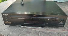 Sony Dvp-S3000 Single Disc Dvd/Cd/Vcd Player No Remote