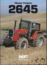 "Massey-Ferguson ""2645"" Tractor Brochure Leaflet"