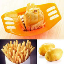 Kitchen Cooking Tools gadget Stainless Steel Fries Potato Cutter Slicer Choppers