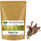 Badan Tea Bergenia crassifolia Mongolian Tea Wild Harvested Organic