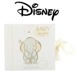 Disney Dumbo Magical Beginnings Photo Album Baby Shower Gift - 50 Photos