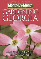 Month by Month Gardening in Georgia: What to Do Each Month to Have a Beautiful G