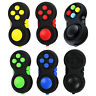 Fidget Pad Fidget Toy Cube Children Desk Toy Adults Stress Relief ADHD Gift