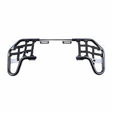 Tusk Nerf Bars Black W/Blk Nets Yamaha Raptor 700 700R 2006-2020 Mx Gncc Xc