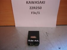 KAWASAKI ZZR250 EX250 CDI ECU BLACK BOX SPARE BREAKING