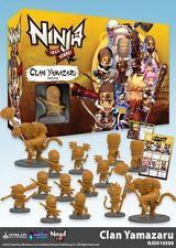 Ninja All-Stars Clan Yamazaru  Expansion CMNT english version