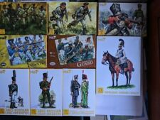 lot of Napoleonic 1/72 figures  ESCI Hat Italeri
