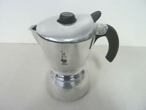 Bialetti Mukka Express Cappuccino Coffee Maker 137 2 Cup Stove Top