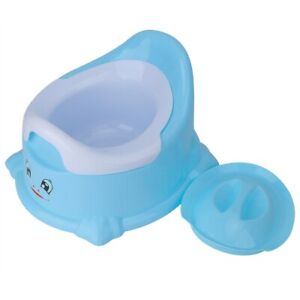 Child Toddler Potty Training Seat Baby Kid Fun Toilet Trainer Chair Pink Blue