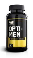 OPTIMUM NUTRITION Opti-Men, Multivitamin for Men, 90 tabs, SHIPPING WORLDWIDE