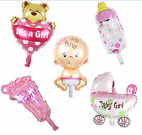 Decoration Supply Choose Christening Foil Balloons Party Baby Shower Kids Gift
