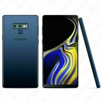Samsung Note 9 SM-N960U 128GB Android Smartphone Verizon AT&T T-Mobile Unlocked