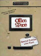 Special Edition Comedy Office Space DVDs & Blu-ray Discs