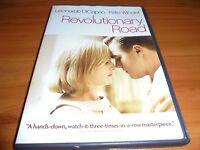 Revolutionary Road (DVD, 2009, Widescreen)