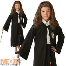 Hermione Blister Set Girls Fancy Dress Harry Potter World Book Day Kids Costume
