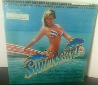 Vintage Swimware 5.25 Floppy Disk PC Tandy IBM Software Unopened Sealed
