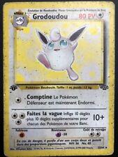 Carte Pokemon GRODOUDOU 32/64 Rare Jungle Wizard EDITION 1 FR
