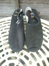 LADIES LOVELY BRAND NEW BLACK SCHOLL SANDALS SIZE  7