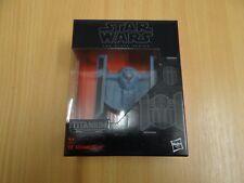 Star Wars - Black Series Titanium - Tie Advance X1 15 - BNIB