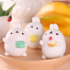 Cute Mochi Squishy Rabbit Squeeze Healing Kids Kawaii Toy Stress Reliever Decor