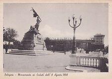 BOLOGNA - Monumento ai Caduti dell'8 Agosto 1848