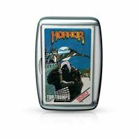 Horror 2 Retro Top Trumps Card Game