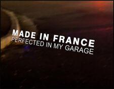 Fabriqué en France Autocollant Vinyle Voiture Véhicule graphique autocollant CITROEN PEUGEOT RENAULT