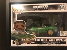 Funko Pop! Rides - Rapper Ice Cube With Impala Lowrider Deluxe Vinyl Figure