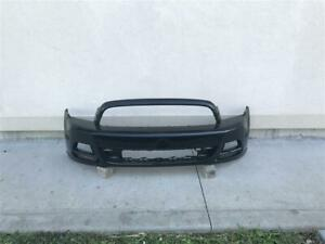 13 14 2013 2014 FORD MUSTANG FRONT BUMPER COVER OEM