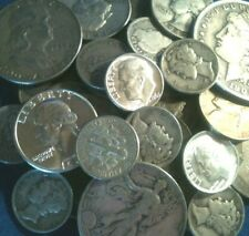 90% SILVER $1.00 Face Value  Not Junk This is Survival Silver  *FREE SHIPPING*.