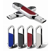 2TB 128GB USB 2.0 Flash Drive Metal Key Chain Memory Stick Pen U Disk Thumb PC