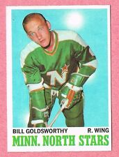 1970-71 70-71 O-PEE-CHEE OPC #46 Bill Goldsworthy SET BREAK