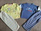 Mothercare Boys Bundle PJ's Pyjamas Sets 18 to 24 Months Long Sleeved